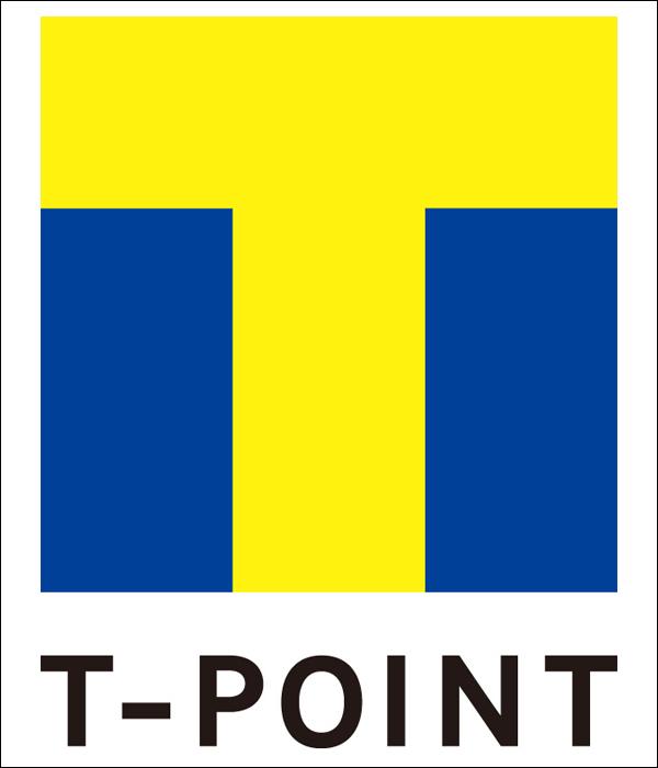 TPOINTカードがご利用できます。